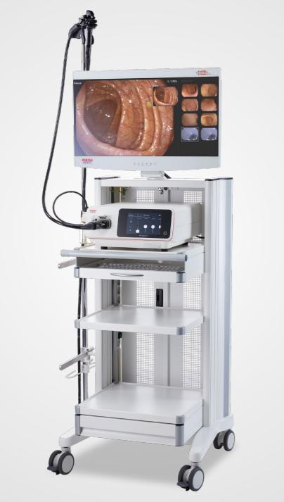 Video endoscopic system Pentax IMAGINA EPK-i5500с