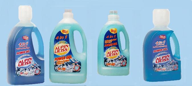 Liquid Laundry Detergent Alpin Weiss Gold Edition Buy In Kostanaj