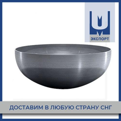 Купить Заглушка 12Х18Н10Т нержавеющая