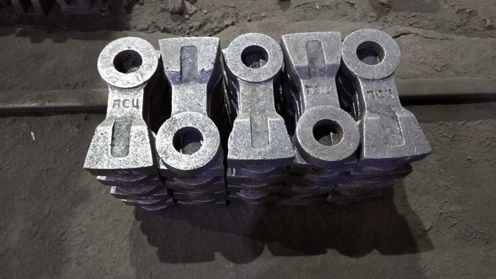 Die Ersatzteile zu der Brechen-u. Zermahlenausrüstung