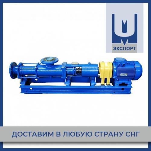 Купить Насос АН 1В 1.6/5Б-3 трехвинтовой для нефтепродуктов 0,75 кВт