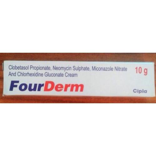 Крем FourDerm, Cipla, 10 гр
