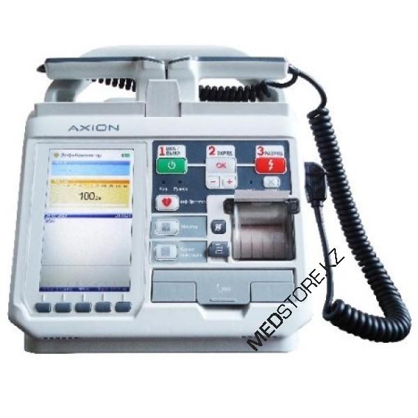 Купить Дефибриллятор ДКИ-Н-11 Аксион - полная комплектация (дефибриллятор + ЭКГ + НИАД + SpO2 + 3 вида ЭКС + слот карта) (с поверкой)