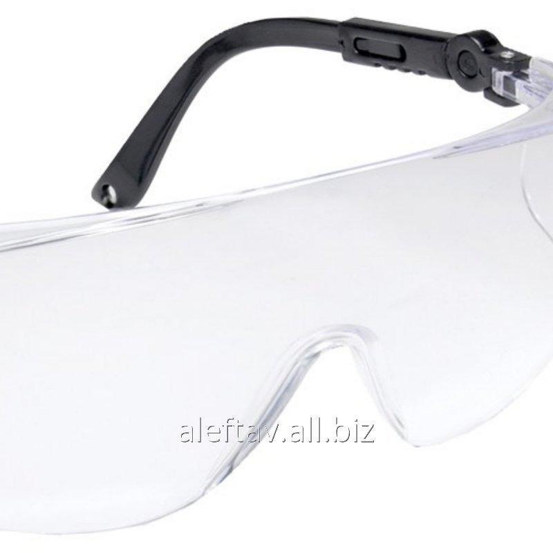 Купить Очки защитные с открытой панорамой по бокам