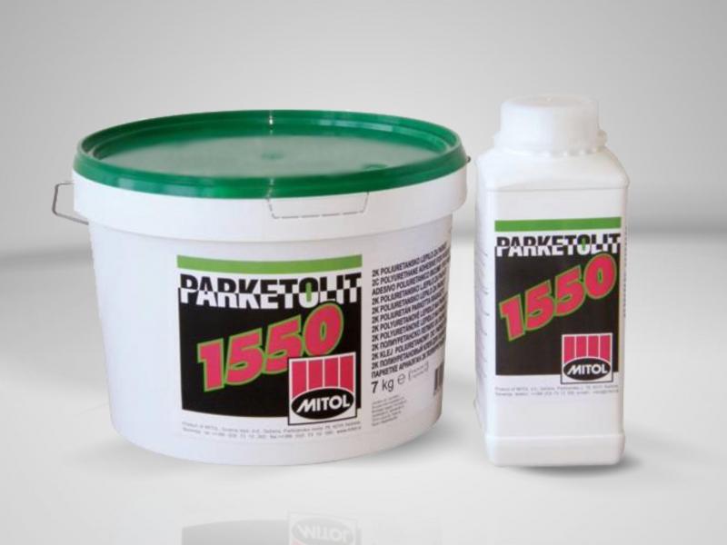 Купить Паркетный клей двухкомпонентный MITOL PARKETOLIT 1550