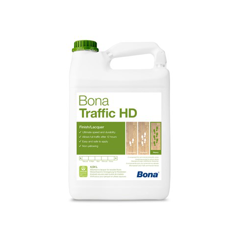 Купить Паркетный лак Bona Traffic HD