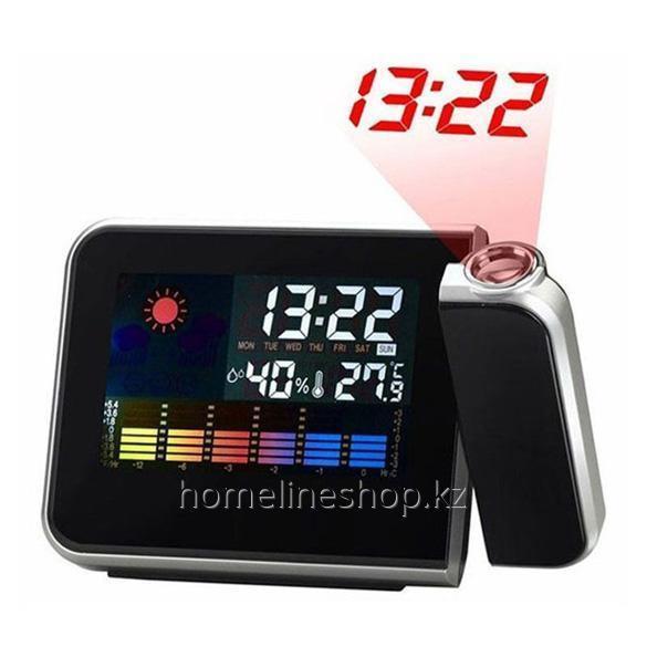 Новинка! Цифровой будильник с проектором