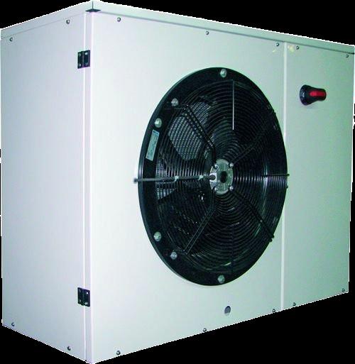 Купить Агрегат компрессорно-конденсаторный среднетемпературный БКК ZB-45