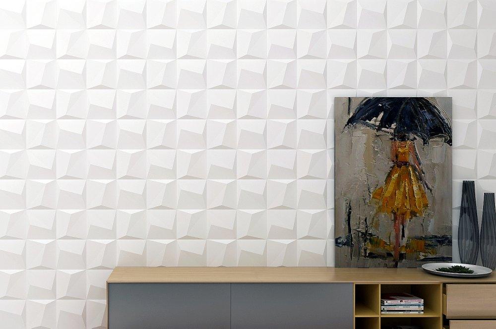Купить Стеновые 3D панели в интерьере