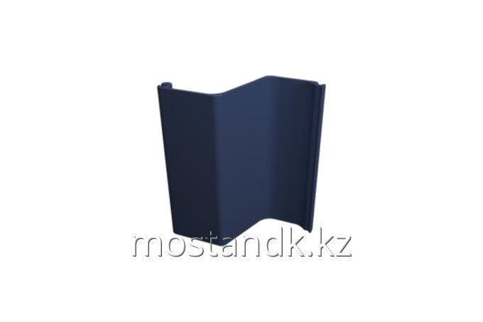 Шпунт композитный полимерный З-ЦК/(СК/ПУ-П)L-600*-40-20/0.8 (ШК-200УМ)