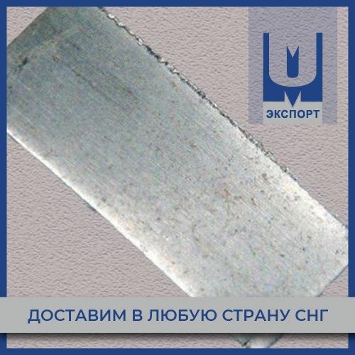 Buy Cadmium anode 10x500x1000 mm КД0 ГПРХХ