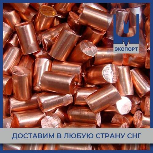Купить Анод медный 10х200х1000 мм М1 ДПРХТ