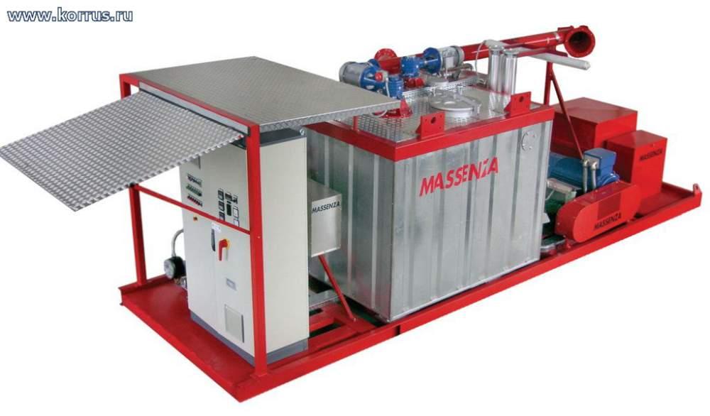 Автогудронаторы,оборудование для битумных технологий MASSENZA,  Бойлеры, котлы для гудрона, битума для дорог, Massenza, массенза в Казахстане