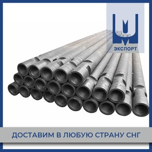 Купить Труба бурильная с замком 101,6 мм ГОСТ Р 50278-92 группа Д, Е, Л, М