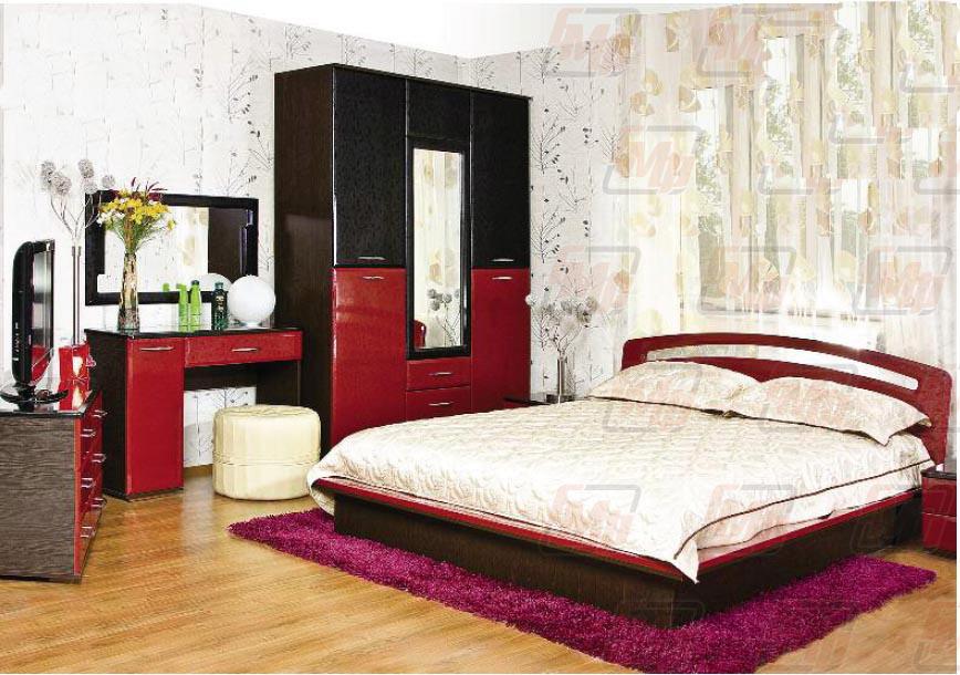 спальня спальный гарнитур кровати купить в костанае