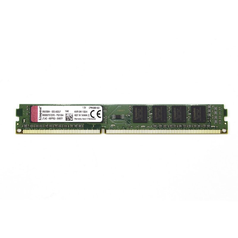 Купить Модуль памяти Kingston KVR16N11S8/4