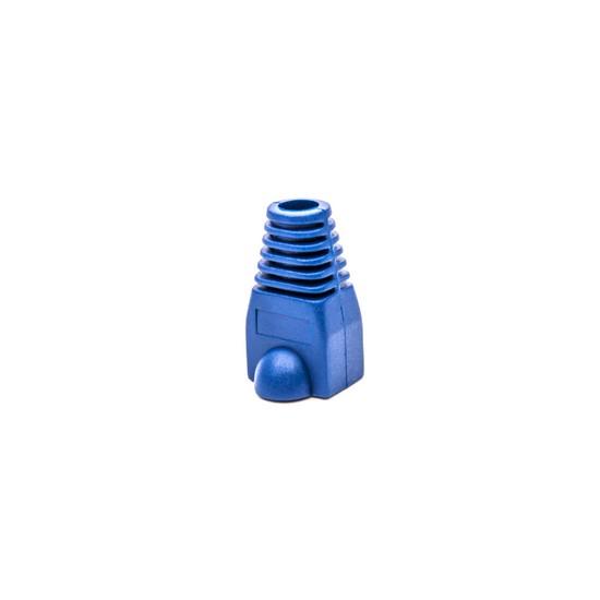 Купить Бут (Колпачок) для защиты кабеля SHIP S903-Blue