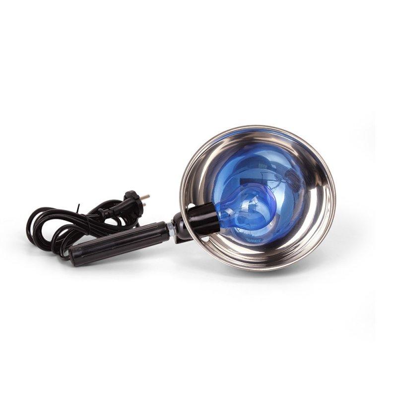 """Рефлектор (синяя лампа) """"Теплый луч"""" (Рефлектор Минина)"""