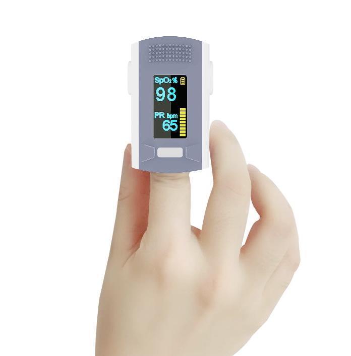 Пульсоксиметр на палец PRO-M110