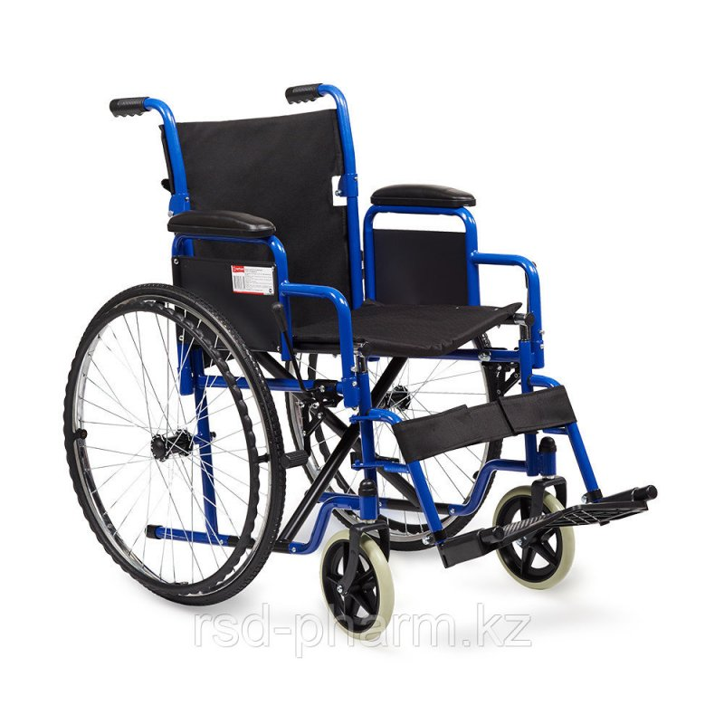 Кресло-коляска активного типа Н 035 (17, 18, 20 дюймов) Р