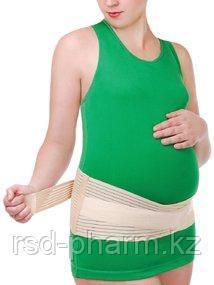 Бандаж для беременных эластичный MedTextile S 88-98 cm