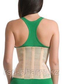 Бандаж лечебно-профилактический (с тремя рёбрами жёсткости) MedTextile