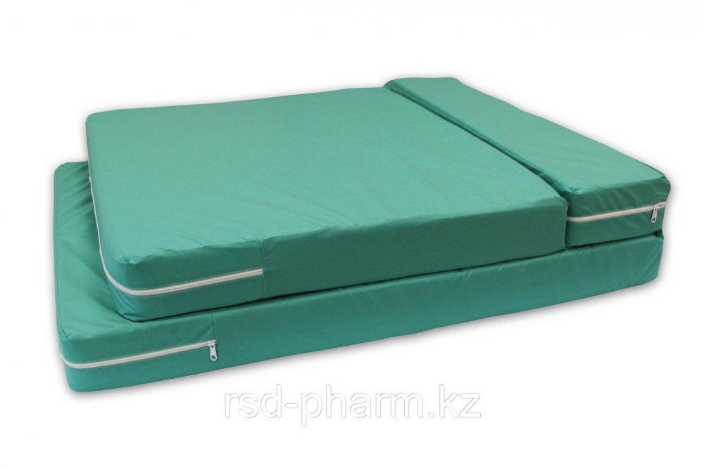 Матрац четырехсекционный для функциональной кровати