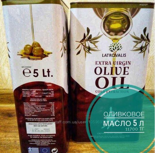 Купить Оливковое масло 5 л.