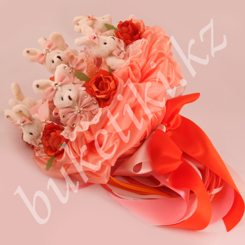 Buy Bouquet from the Love soft toys