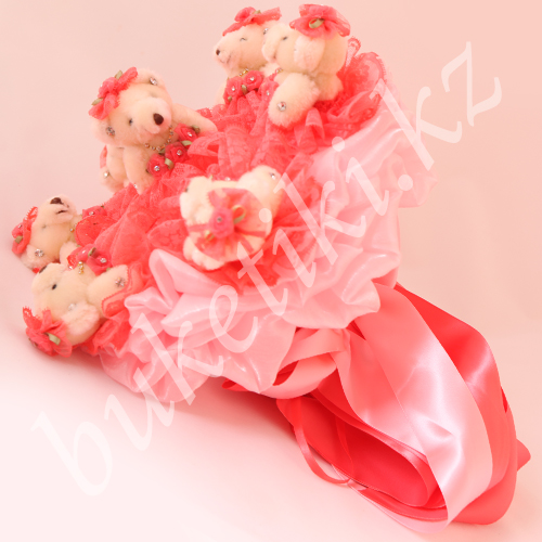 """Buy Bouquet from toys """"Aphrodite"""" in Almaty"""