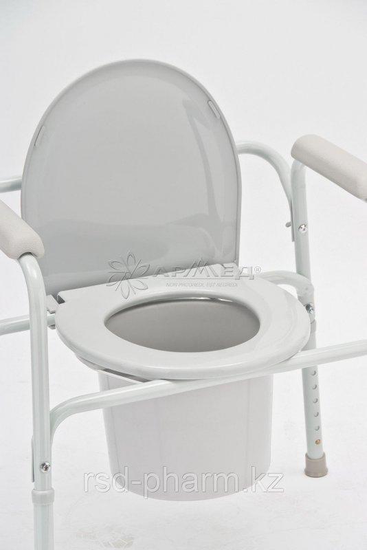 Кресло-туалет Н 020В без колес