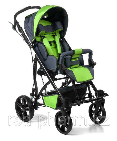 UMBRELLA JUNIOR PLUS – коляска инвалидная для детей больных ДЦП c литыми колесами