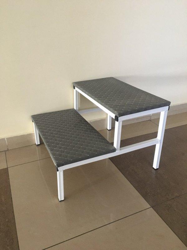 Подставка-ступенька для ванной комнаты