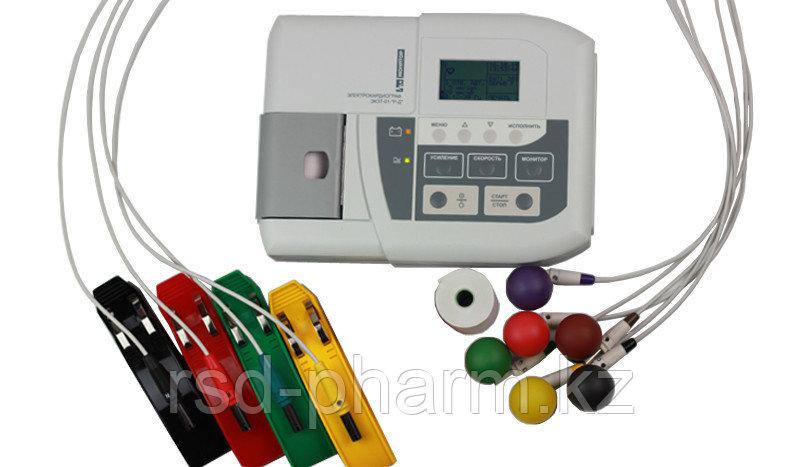 Электрокардиограф одно-трехканальный миниатюрный ЭК3Т – 01 – «Р-Д»