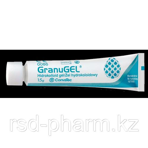 Гранугель (Granugel) Гидроколлоидный гель 15 г