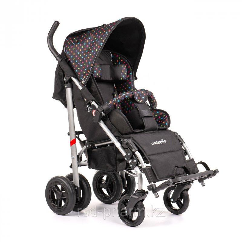UMBRELLA NEW – облегченная коляска для детей больных ДЦП Пневматические
