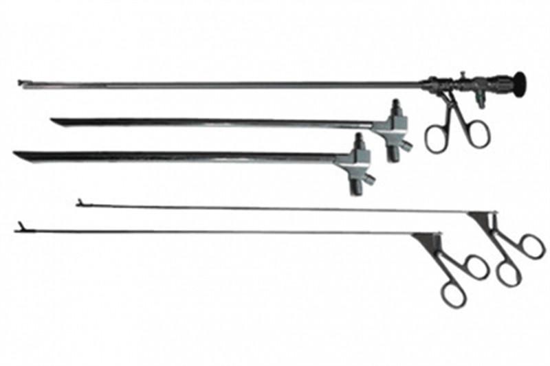 Бронхоскоп дыхательный операционный ДБрО-ВС-1 с волоконным световодом