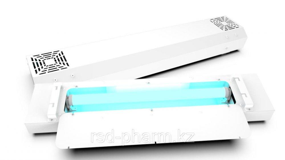 Бактерицидный рециркулятор воздуха SVT-SPC-Med-UVC-vent-1x15W