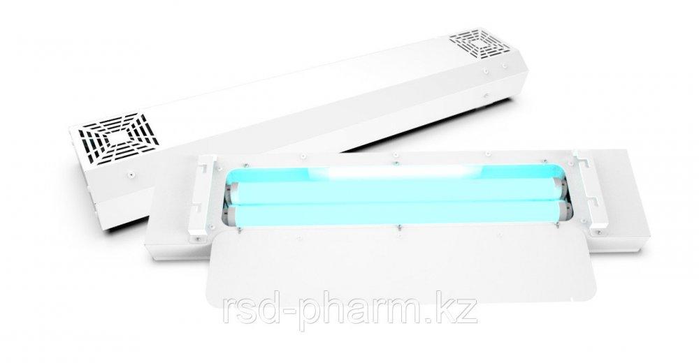 Бактерицидный рециркулятор воздуха SVT-SPC-Med-UVC-vent-2x15W