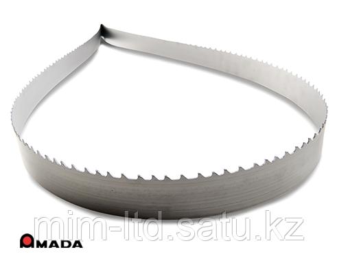 Купить Биметаллическая ленточная пила для резки металла AMADA SPEEDCUT M42 PROFILE 34, 1.1