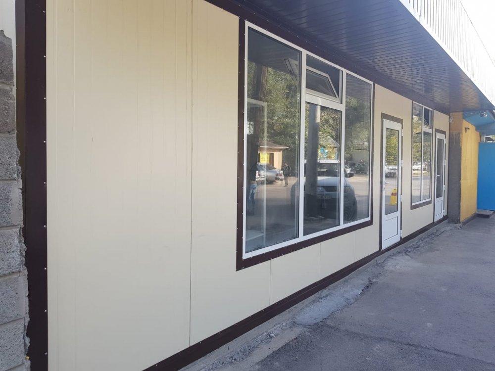 Здания любые из сэндвич панелей в Алматы
