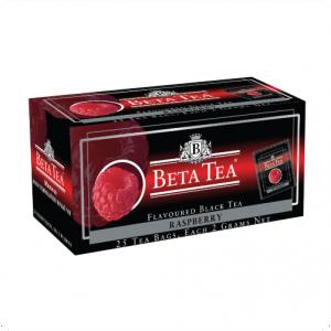 Чай Beta Tea, Raspberry, Пакетированный