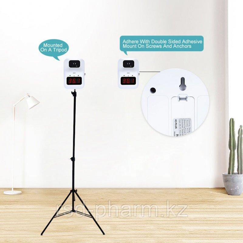 Купить Цифровой инфракрасный термометр RoHS K3+ батарея питания