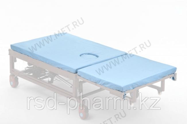 Два комплекта многосоставных простыней для кровати MET EVA