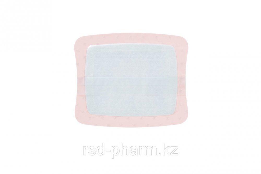 Аквасель Фоум с силиконовым адгезивом (Aquacel Foam, adh) 25*30