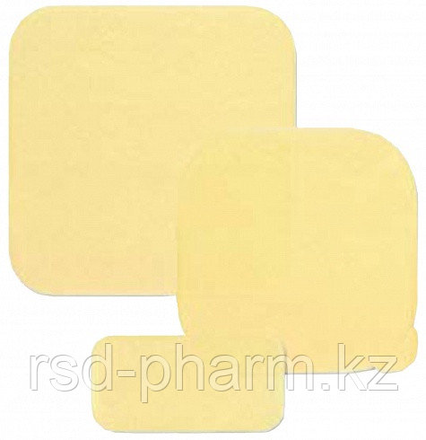Гидроколлоидное раневое покрытие Грануфлекс Супертонкий (Granuflex Xthin) 7.5*7.5