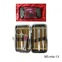 Купить MS-mix-13 Маникюрный набор в подарочной упаковке