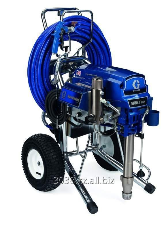 Buy The device painting Graco Mark V Standart 220V Delivery across Kazakhstan it is free. AVAILABLE! AT the OLD PRICE!