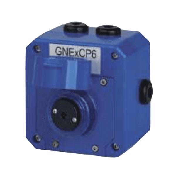 Аварийная кнопка вызова GNExCP6B-PB