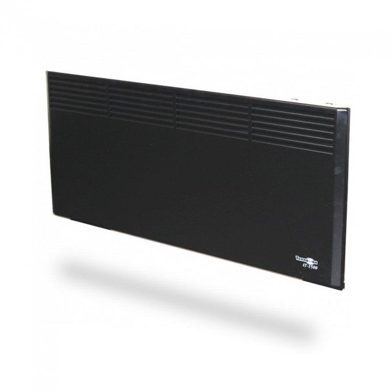 ИК-обогреватель Теплофон IT 1,5 кВт (Эвнап 1,5) с электронным термостатом (Черный)